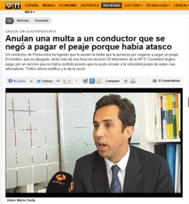 David Alfaya - Web Antena3